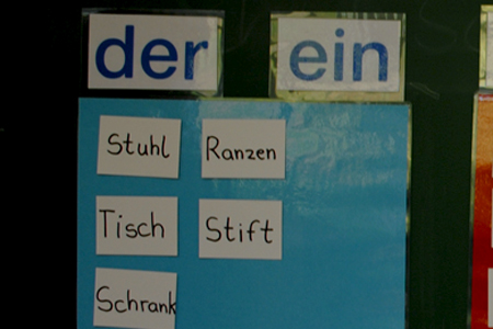 Sprachen erlernen und fördern